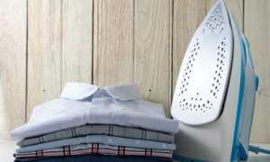 Как почистить утюг от накипи снаружи и внутри