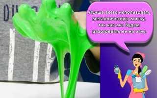 Изготовление лизуна: правила создания игрушки из желатина, глицерина, стирального порошка и пластилина