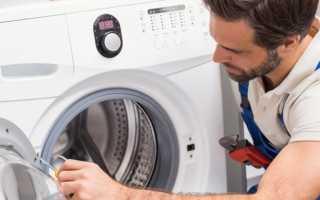Не работает стиральная машина: причины поломок, как отремонтировать