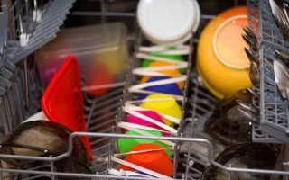 Можно ли мыть в посудомоечной машине силиконовые формы для выпечки: важные советы