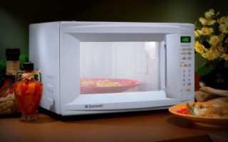 Как избавиться от запаха в микроволновке в домашних условиях