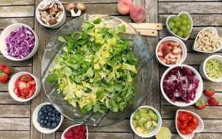 Меню на Великий пост по дням на 40 дней 2020: рецепты, варианты питания