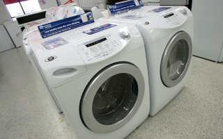 Сколько весит стиральная машина-автомат, от чего зависит вес и какую лучше выбрать