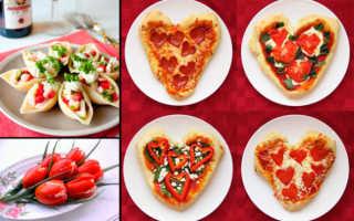 Рецепты на День Святого Валентина с фото: лучшие блюда