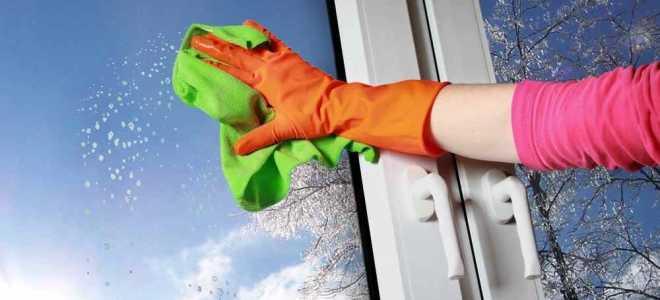 Как быстро вымыть окна: советы