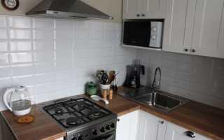 20 идей для оформления кухонного фартука: фото