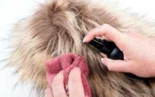 Можно ли стирать искусственный мех: на пуховике, от куртки, на капюшоне
