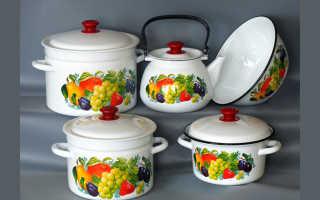 Как выбрать посуду для приготовления пищи: советы