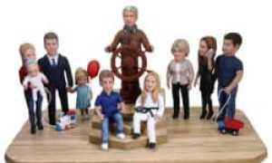 Как выбрать оригинальный сувенир в подарок для семьи