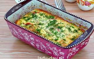 Запеканка с кабачками и курицей в духовке: рецепт с фото пошагово