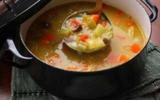 Как хранить суп в холодильнике или в морозилке, срок годности и условия хранения