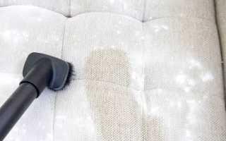 Как почистить диван от пятен без разводов в домашних условиях: содой, отзывы