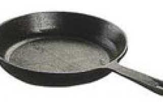 Как выбрать чугунную посуду и ухаживать за ней: советы