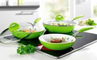Использование керамической сковороды: плюсы и минусы, важно знать