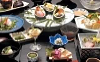 Самые популярные японские блюда, которые предлагают в ресторанах японской кухни