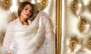 Как стирать пуховый платок в домашних условиях