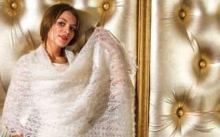 Как постирать пуховый платок в домашних условиях: рекомендации по стирке пуховых изделий