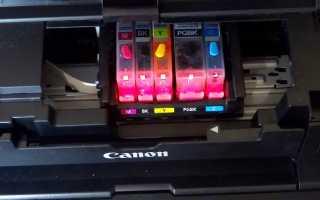 Как почистить принтер Canon в домашних условиях: аппаратная и ручная чистка