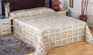 Покрывало для спальни: советы по выбору