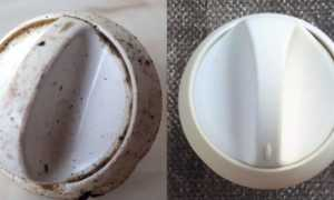 Как почистить ручки у плиты от жира быстро в домашних условиях