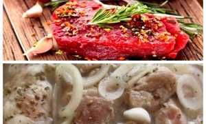 Как хранить шашлык и маринованное мясо в холодильнике и в домашних условиях