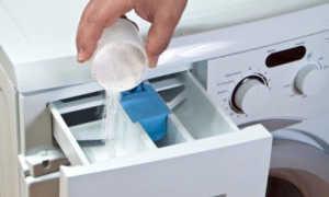 Куда засыпать порошок в стиральной машине, в какое отделение насыпать