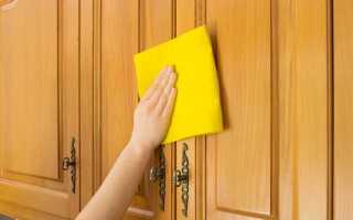 Как убрать жирные пятна с дверей разных типов: полезные советы, отзывы