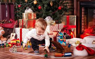 Что подарить ребенку на Новый год 2020: идеи подарков