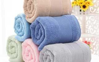 Почему полотенца после стирки в автомате жесткие даже с ополаскивателем?