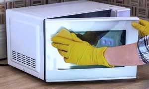 Как почистить микроволновку уксусом в домашних условиях за 5 минут: быстро и просто