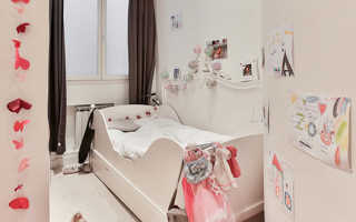 Дизайн узкой детской: практичный интерьер для длинной комнаты с учетом количества детей