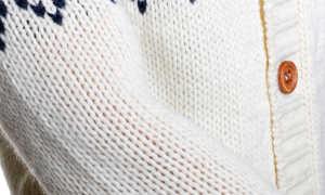Как постирать и высушить шерстяной свитер