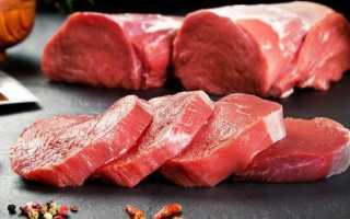 Как хранить мясо в замороженном виде и после разморозки, условия хранения в холодильнике и в морозилке