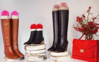 Как хранить резиновые сапоги с высоким голенищем зимой