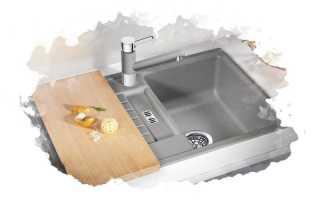 Мойки для кухни из искусственного камня: как выбрать, рейтинг производителей, отзывы покупателей