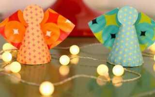 Поделки на Рождество своими руками для детей: фото, видео