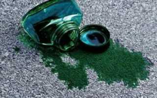 Пятна зеленки: как отстирать одежду, отмыть мебель и оттереть пол от зеленки