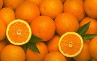 Как почистить апельсин быстро, без брызг и руками