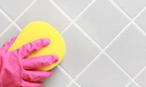 Как и чем очистить швы между плиткой на полу